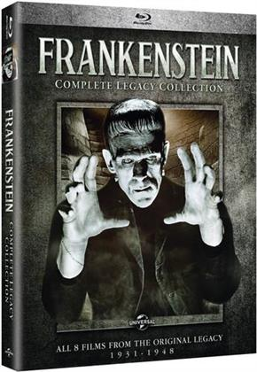 Frankenstein - Complete Legacy Collection: 1931 - 1948 (Complete Legacy Collection, 5 Blu-rays)
