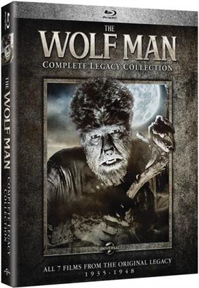 The Wolf Man - The Complete Legacy Collection (4 Blu-rays)