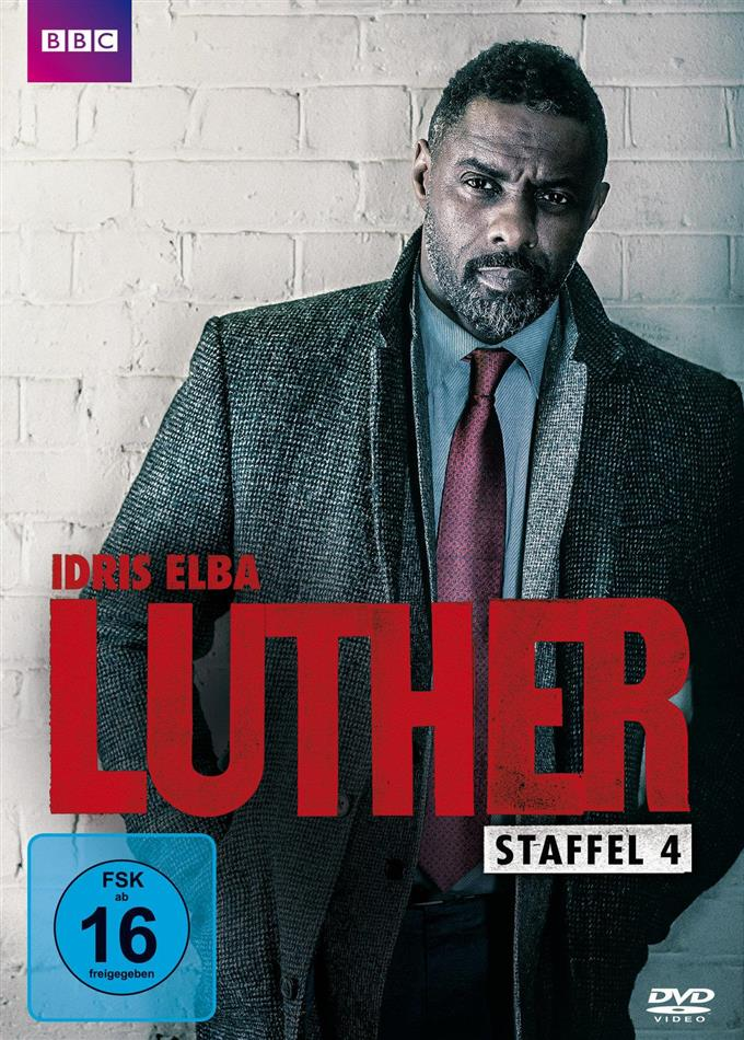 Luther - Staffel 4 (BBC)
