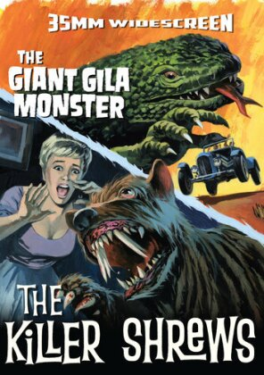 The Killer Shrews / The Giant Gila Monster - Double Feature (s/w, Special Edition, Widescreen)