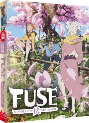 Fusé - Memoirs of the Hunter Girl (2012) (Collector's Edition, Edizione Limitata, Blu-ray + DVD)