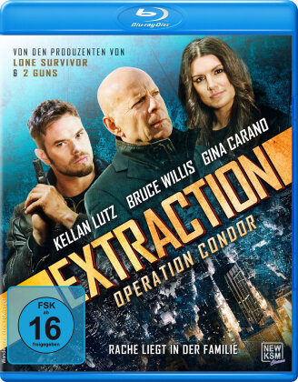 Extraction - Operation Condor (2015)