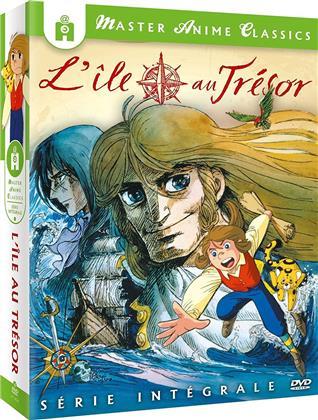 L'île au trésor - Intégrale (1978) (Master Anime Classics, 4 DVD)