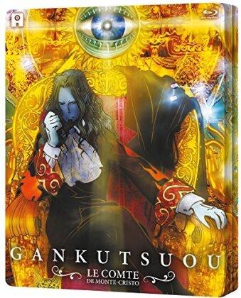 Gankutsuou - Le Comte de Monte Cristo - Intégrale (2004) (Collector's Edition, 4 Blu-rays)
