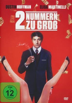 2 Nummern zu gross (1968)