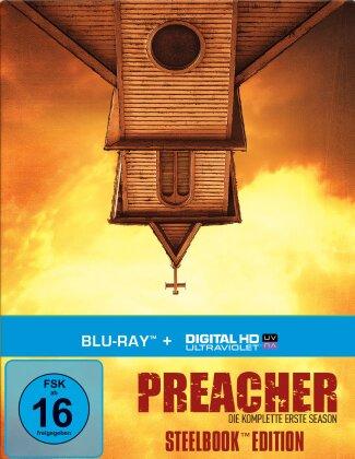Preacher - Staffel 1 (Steelbook, 4 Blu-rays)