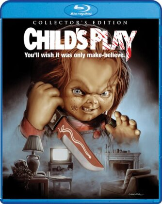 Child's Play (1988) (Collector's Edition, 2 Blu-rays)