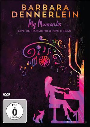 Barbara Dennerlein - My Moments - Live on Hammond & Pipe Organ