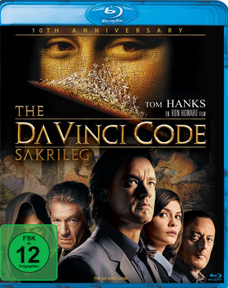 The Da Vince Code - Sakrileg (2006) (Anniversary Edition)