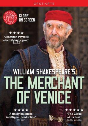 Shakespeare - The Merchant of Venice (Opus Arte, Shakespeare's Globe) - Globe Theatre