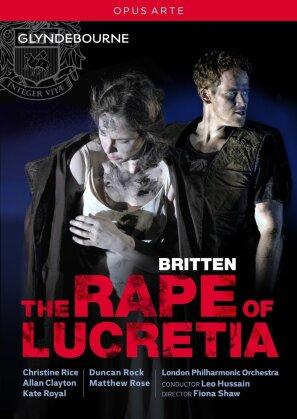 London Philharmonic Orchestra, Leo Hussain, … - Britten - The Rape of Lucretia (Opus Arte, Glyndebourne Festival Opera)