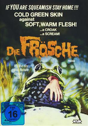 Die Frösche (1972) (Cover A, Limited Edition, Mediabook, Blu-ray + DVD)