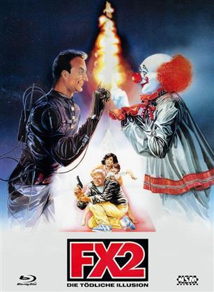 FX2 - Die tödliche Illusion (1991) (Cover A, Limited Edition, Mediabook, Blu-ray + DVD)