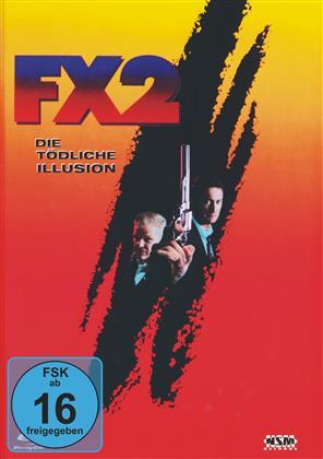 FX2 - Die tödliche Illusion (1991) (Cover B, Mediabook, Blu-ray + DVD)