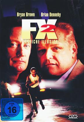 FX2 - Tödliche Illusion (1991) (Cover C, Limited Edition, Mediabook, Blu-ray + DVD)
