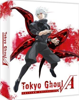 Tokyo Ghoul Root A - Saison 2 - L' Intégrale (Non Censurée, Édition Collector, 3 DVD + Livre)