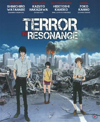 Terror in Resonance - Intégrale (Collector's Edition, 2 DVDs)