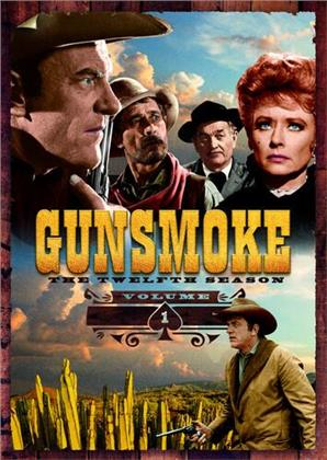 Gunsmoke - Season 12.1 (4 DVDs)