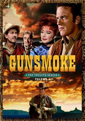 Gunsmoke - Season 12.2 (4 DVDs)
