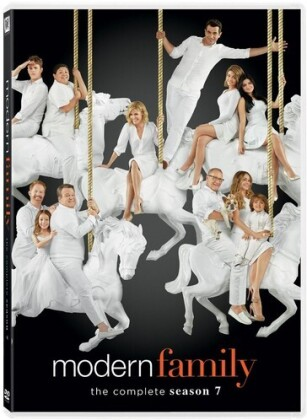 Modern Family: Season 7 - Modern Family: Season 7 (3PC) (Widescreen, 3 DVDs)