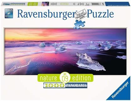 Nature Edition: Jökulsárlón, Island - 1000 Teile Puzzle