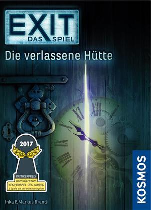 EXIT - Das Spiel: Die verlassene Hütte (Kennerspiel des Jahres 2017)