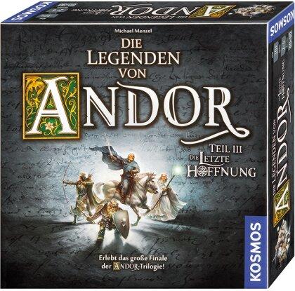 Die Legenden von Andor - Teil III - Die letzte Hoffnung