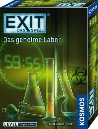 EXIT - Das Spiel: Das geheime Labor (Kennerspiel des Jahres 2017)