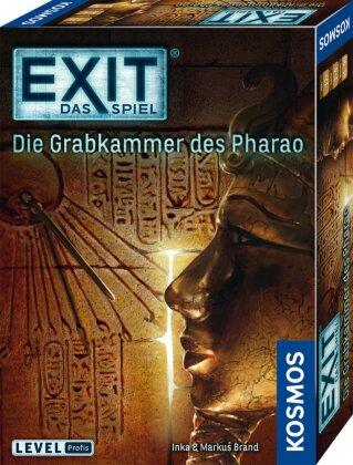 EXIT - Das Spiel: Grabkammer des Pharao (Kennerspiel des Jahres 2017)