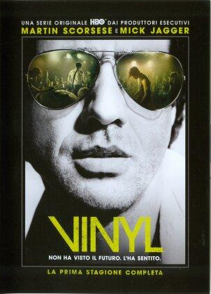 Vinyl - Stagione 1 (4 DVDs)