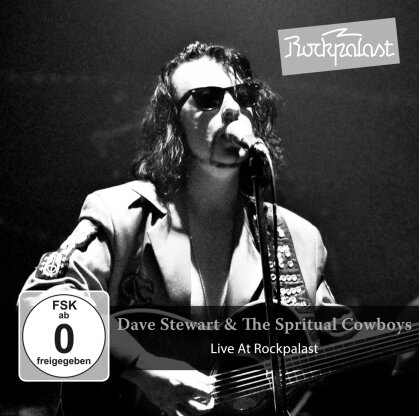 Dave Stewart & Spiritual Cowboys - Live at Rockpalast (DVD + CD)