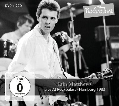 Ian Matthews - Live at Rockpalast (DVD + CD)