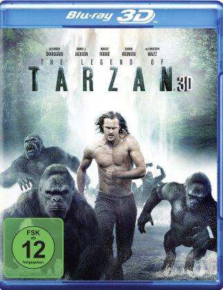 Legend of Tarzan (2016)