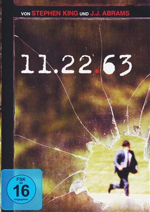 11.22.63 - Die komplette Serie (2 DVDs)