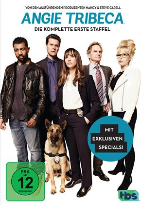 Angie Tribeca - Staffel 1 (2 DVDs)
