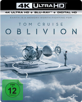 Oblivion (2013) (4K Ultra HD + Blu-ray)