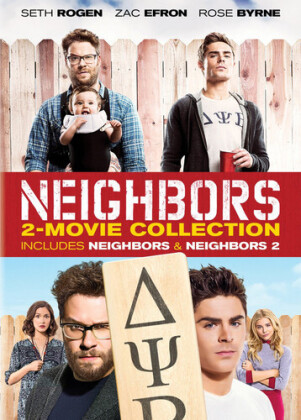 Neighbors / Neighbors: Sorority Rising - 2-Movie Collection (2 DVDs)