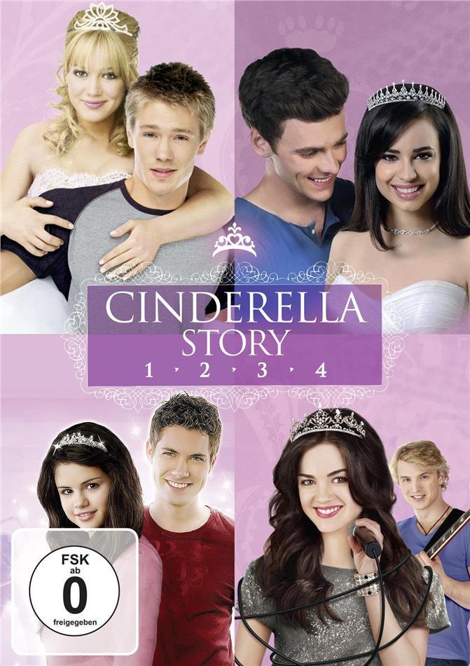 Cinderella Story 1-4 (4 DVDs)