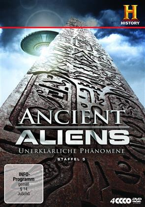 Ancient Aliens - Staffel 5 (3 DVDs)