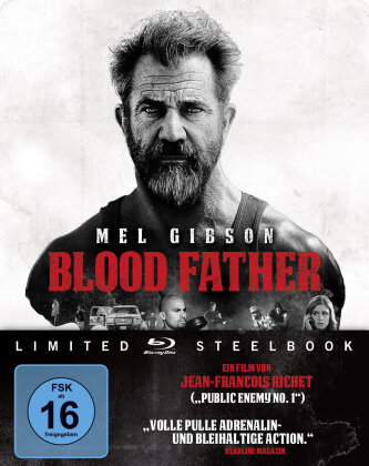 Blood Father (2016) (Limited Steelbook)