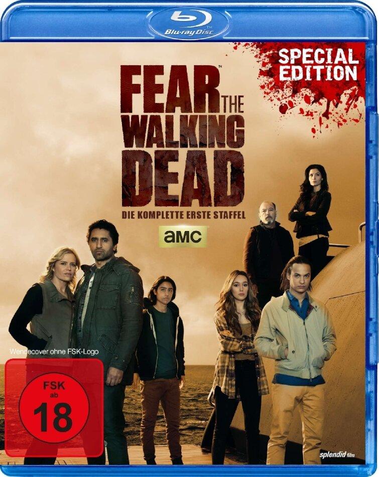 Fear the Walking Dead - Staffel 1 (Special Edition, 2 Blu-rays)