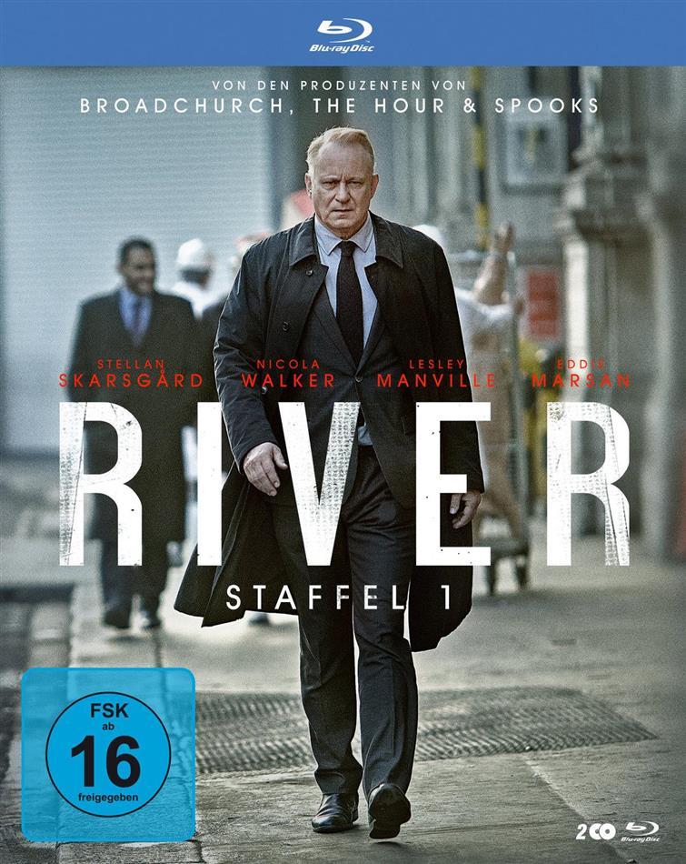 River - Staffel 1 (2 Blu-rays)