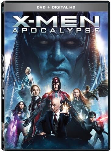 X-Men: Apocalypse (2016) (Widescreen)