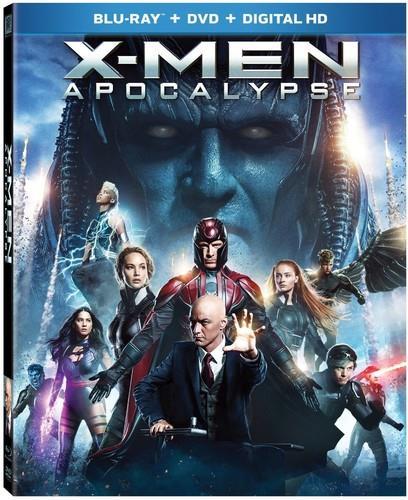 X-Men: Apocalypse (2016) (Blu-ray + Blu-ray 3D)