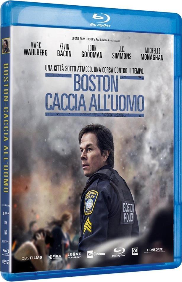 Boston - Caccia all'uomo (2017)