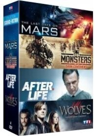 Collection Science-fiction (4 DVDs)