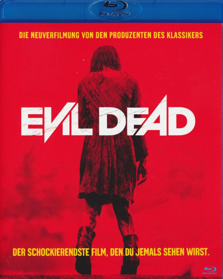 Evil Dead (2013) (Uncut)