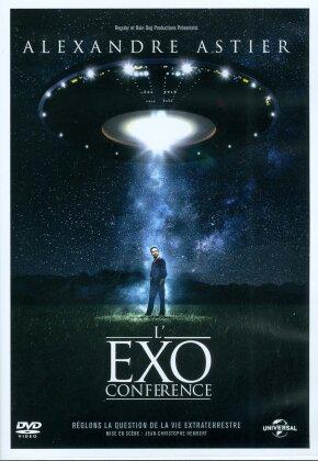 Alexandre Astier - L'Exoconférence (2015)