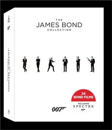 The James Bond Collection (24 Blu-ray)