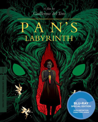 Pan's Labyrinth (2006) (Criterion Collection, Edizione Speciale)